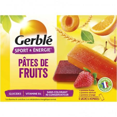 Pâte de fruits 162g GERBLE
