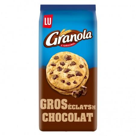 Biscuits choc. extra cookies 184g GRANOLA