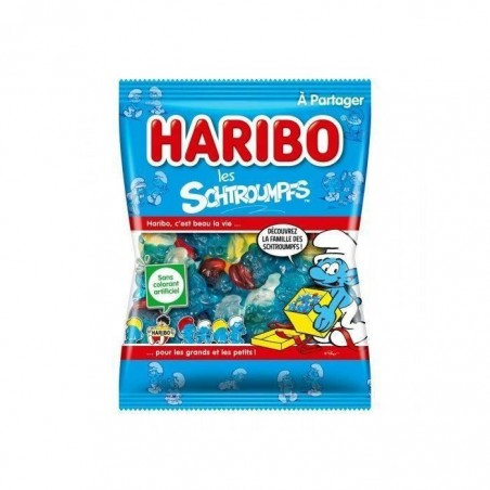 Schtroumpfs 200g HARIBO