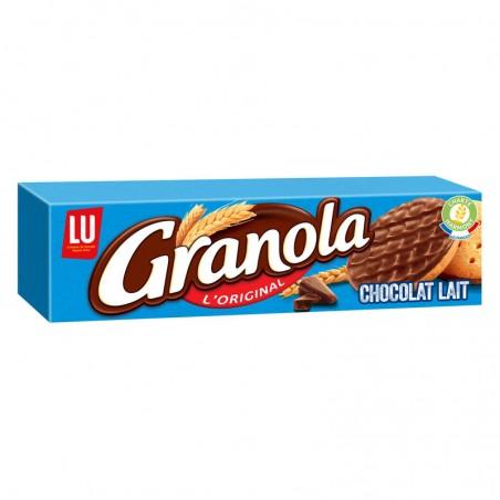 Granola chocolat au lait 200g LU
