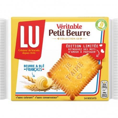 Petit lu - Véritable petit beurre 200g LU