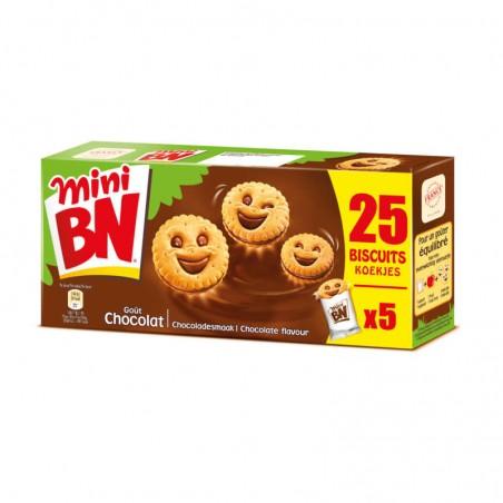 Gouter coeur chocolat 175g MINI BN