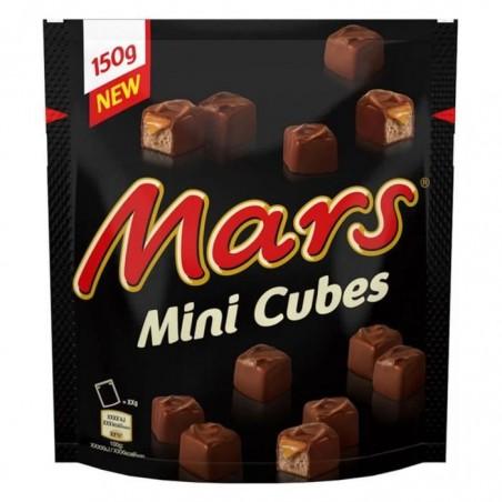 MARS Mini Cubes 150g